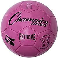ChampionスポーツExtremeシリーズ複合サッカーボール:サイズ3 , 4 & 5複数の色の
