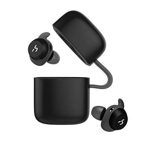 HAVIT「Bluetooth 5.0 」完全ワイヤレスイヤホンTWSイヤホン Bluetooth イヤホン ブルートゥース イヤホン ...