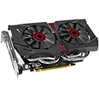 ASUSTek STRIXシリーズ NVIDIA GeForce GTX960搭載ビデオカード オーバークロック メモリ2GB STRIX-GTX960-DC2OC-2GD5