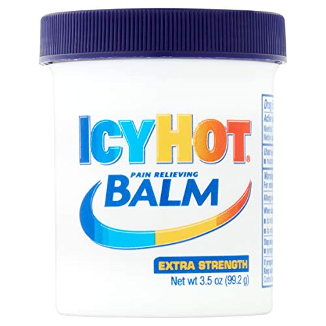 外交問題意識的小間Icy Hot Balm 103 ml (並行輸入品)