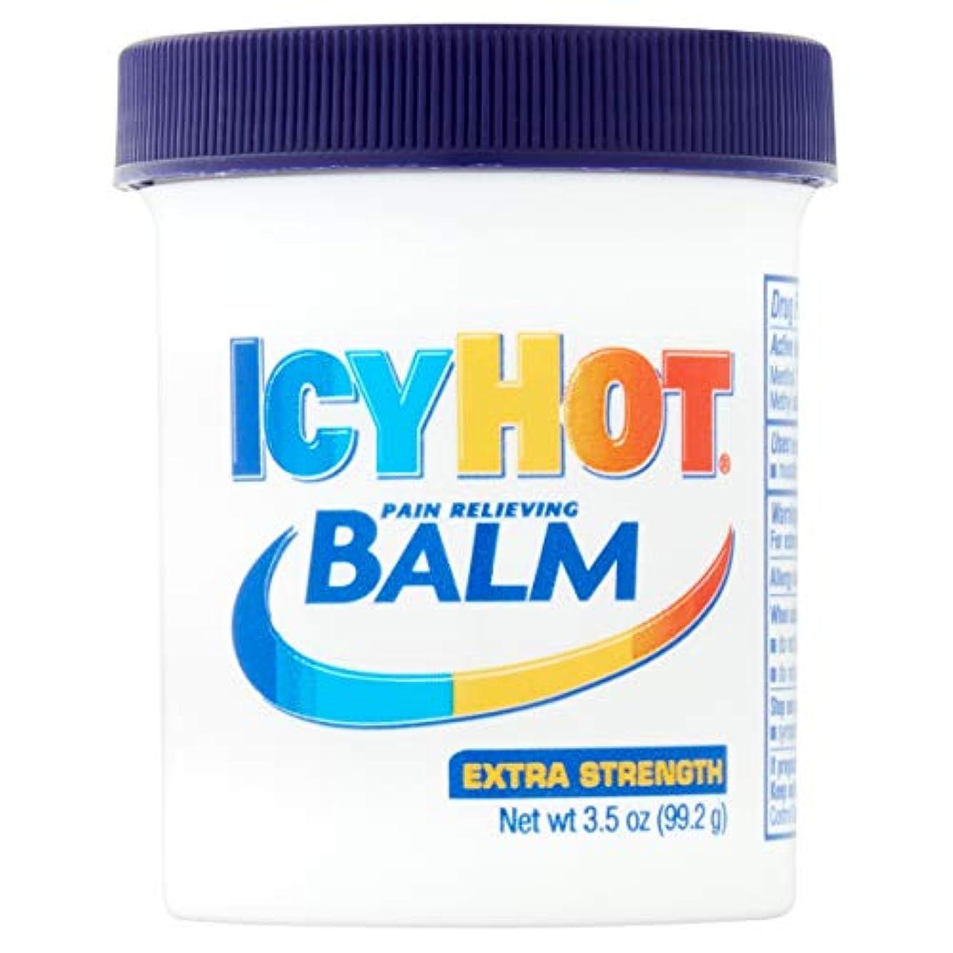 火炎ベルベット親愛なIcy Hot Balm 103 ml (並行輸入品)