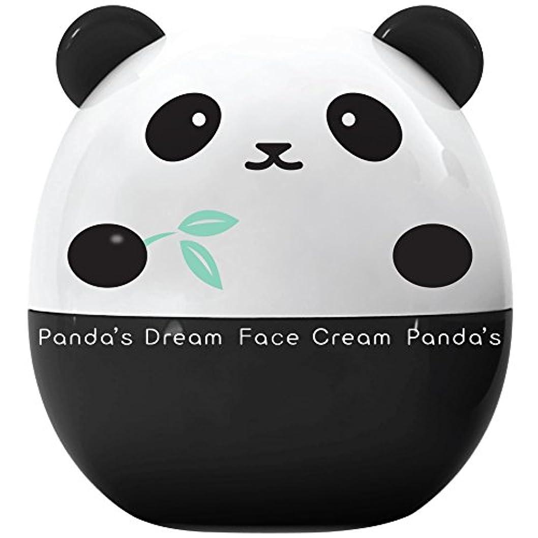 甘味チャップ持っているトニーモリー Panda'sDream フェイスクリーム 50ml