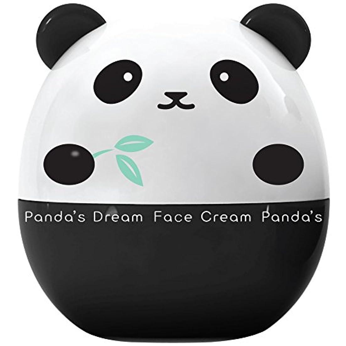 モンキーブラウン探すトニーモリー Panda'sDream フェイスクリーム 50ml