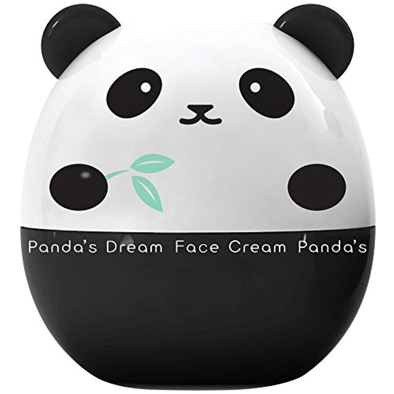 時間厳守シェルタートニーモリー Panda'sDream フェイスクリーム 50ml