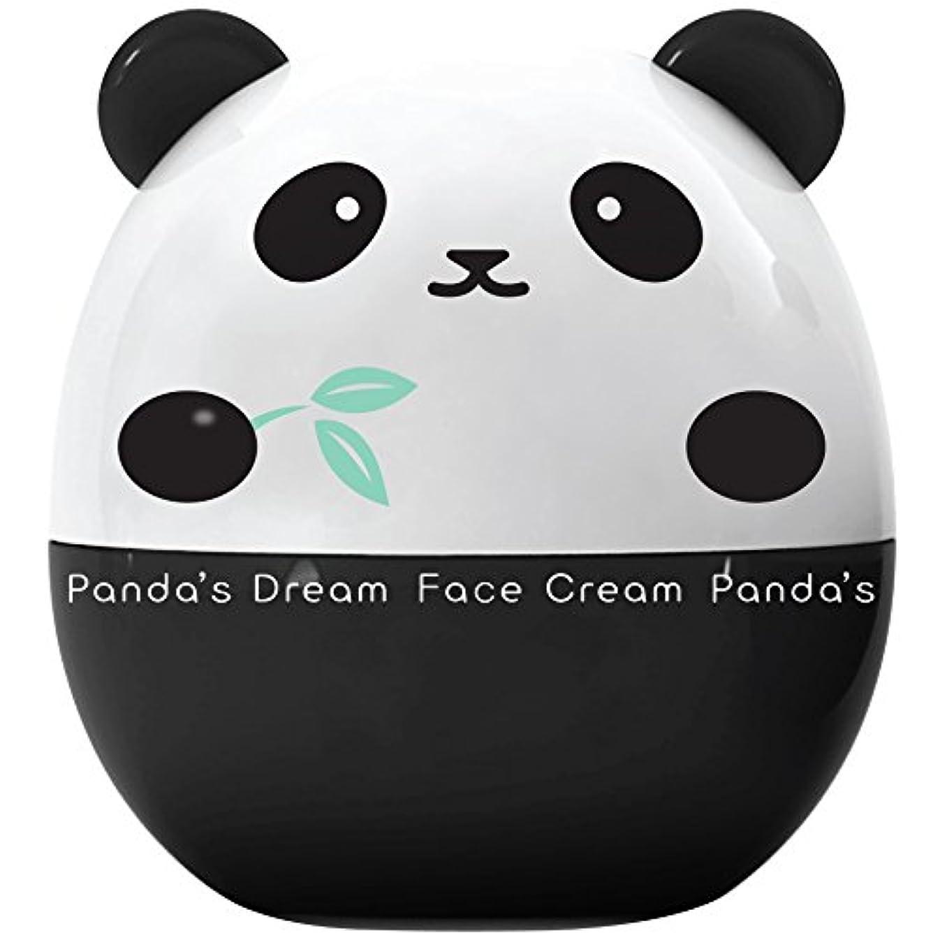 前文マット奨励トニーモリー Panda'sDream フェイスクリーム 50ml