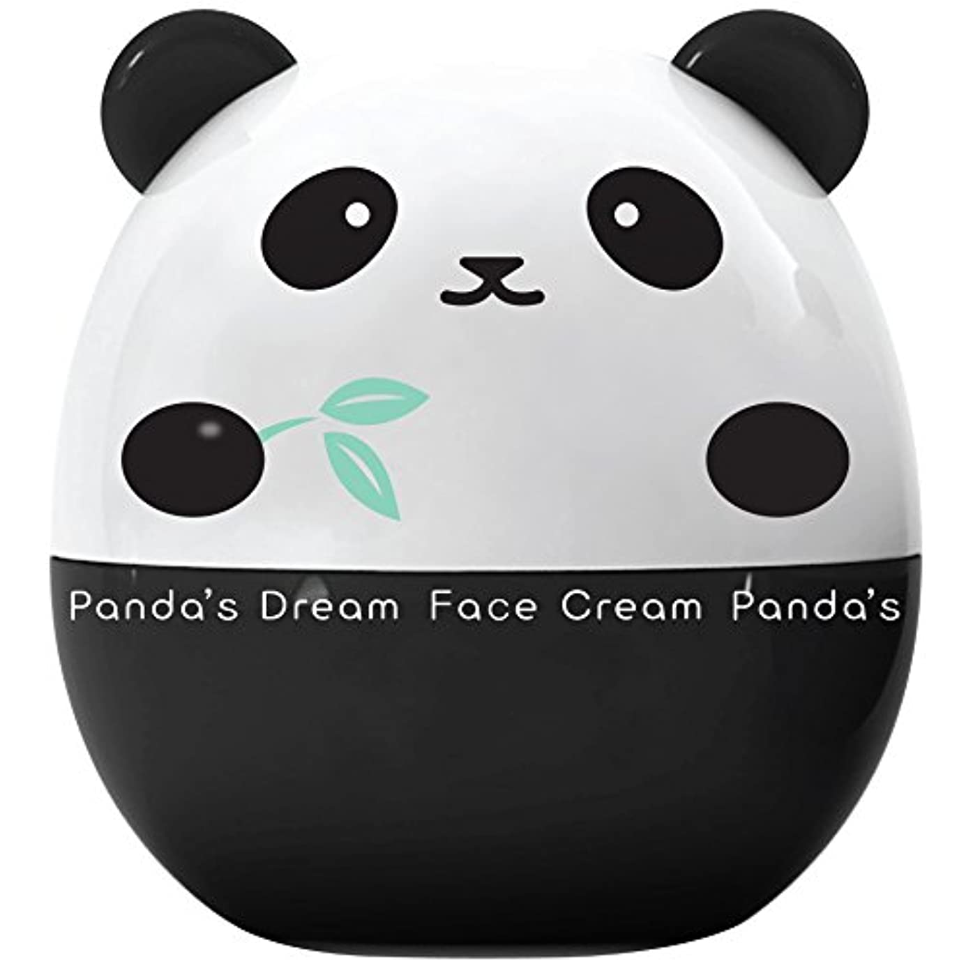ストローク乞食火山学者トニーモリー Panda'sDream フェイスクリーム 50ml