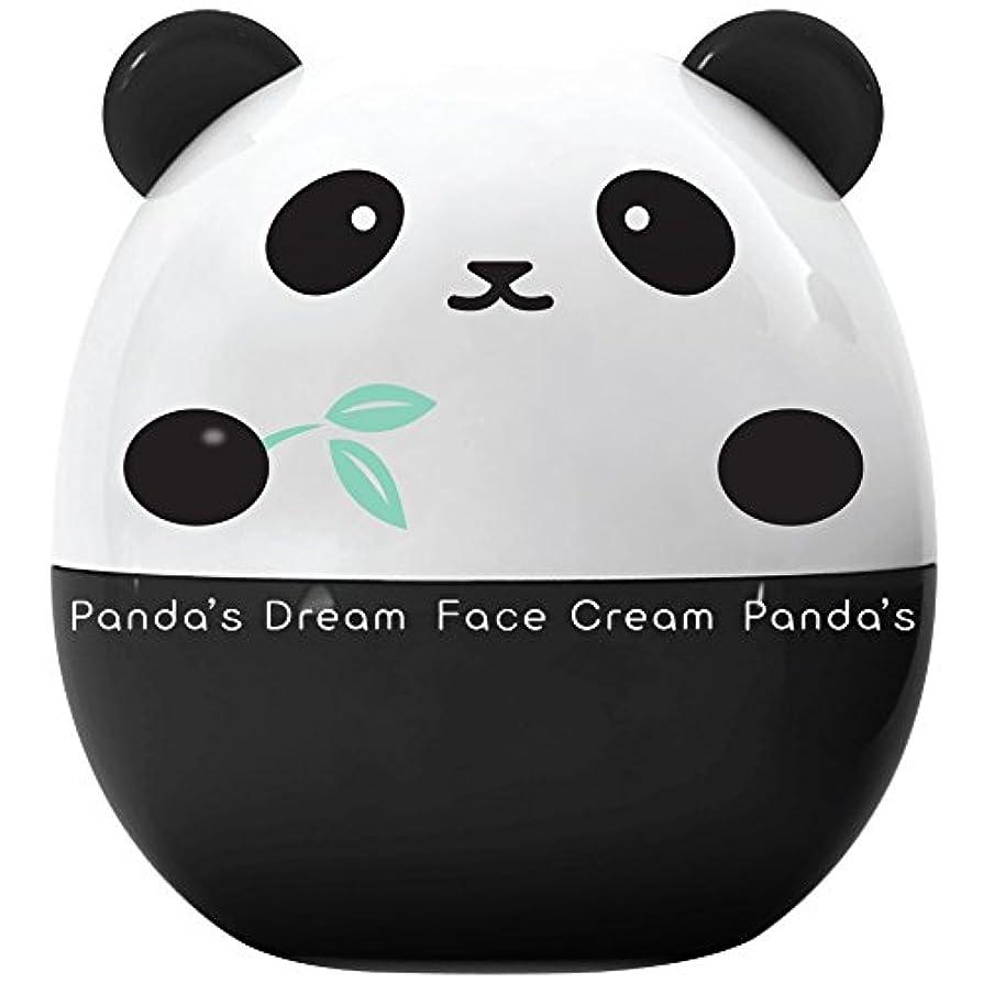 スポークスマン動物屋内でトニーモリー Panda'sDream フェイスクリーム 50ml