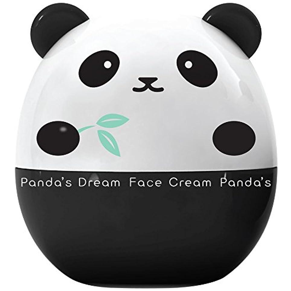 マウスピース脱臼する論理的トニーモリー Panda'sDream フェイスクリーム 50ml