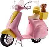 【Amazon.co.jp限定】 バービー(Barbie) ピンクのスクーター 【3歳~】 FRP56