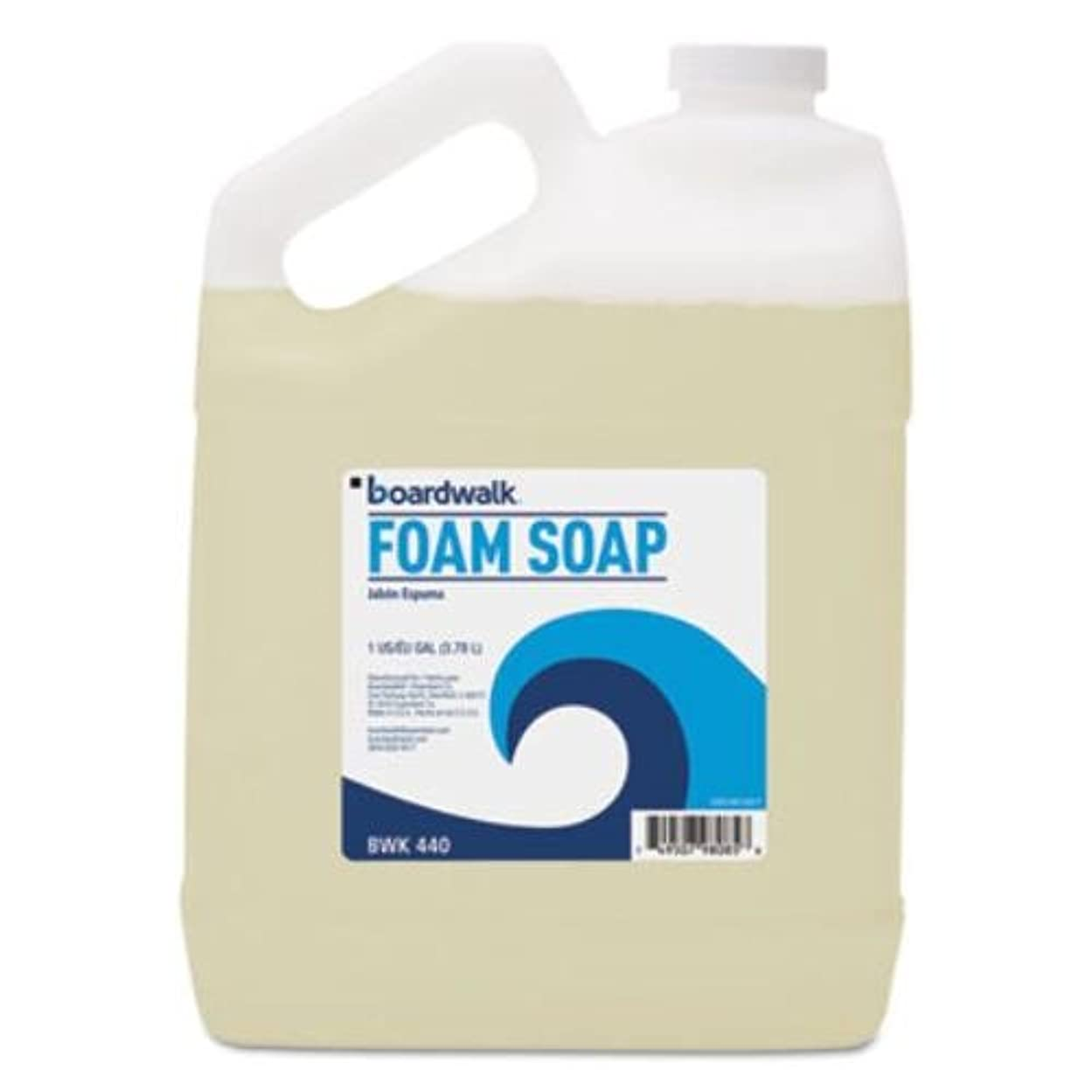 空洞劇場対称bwk440 – Boardwalk Foaming Hand Soap