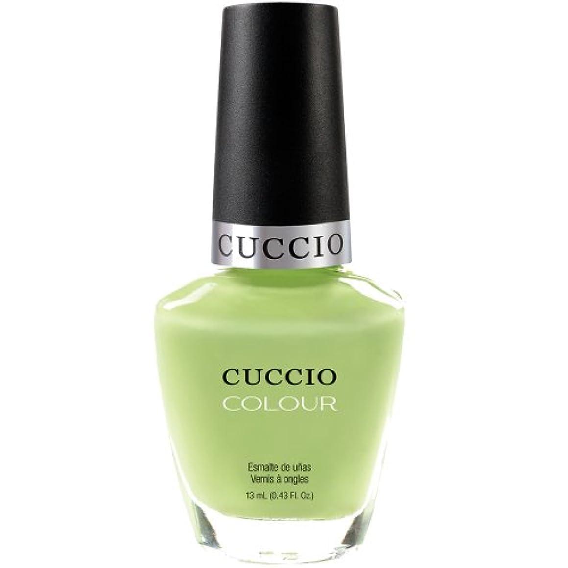 湾有益動かないCuccio Colour Gloss Lacquer - In the Key of Lime - 0.43oz / 13ml