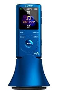 SONY ウォークマン Eシリーズ [メモリータイプ] スピーカー付 2GB ブルー NW-E052K/L