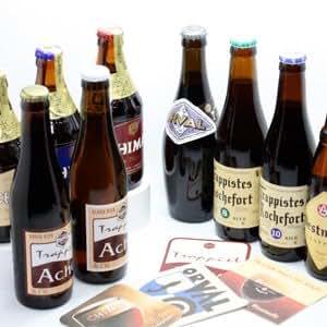 ベルギービールの最高峰~修道院トラピスト 全10銘柄 飲み比べセット【ベルギービールな生活オリジナル商品】