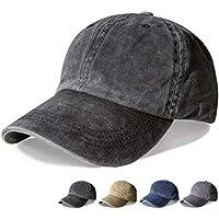 キャップ 帽子 スポーツ 野球帽 メッシュキャップ サイズ調整可能 春、夏、秋、冬に適切 MZ026