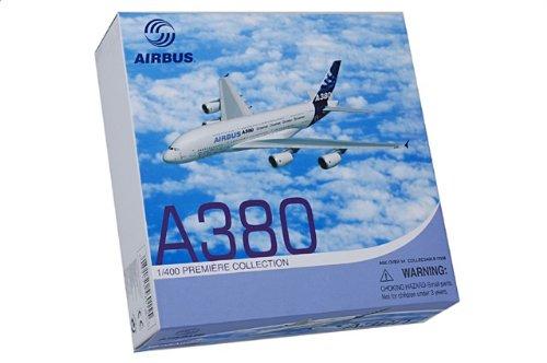 1:400 ドラゴンモデルズ 56015 エアバス A380-800 ダイキャスト モデル エアバス インダストリ F-WWDW【並行輸入品】