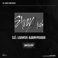 Stray Kids - Clé : LEVANTER (Limited Ver) アルバム + 丸めてポスター ストレイキッズ