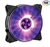 Cooler Master MasterFan Pro 120 Air Pressure RGB PCケースファン [RGB LED搭載] FN1096 MFY-P2DN-15NPC-R1