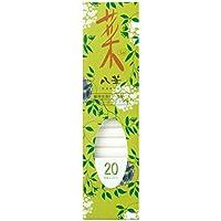 カメヤマローソク 菜20 八華 (104本入)