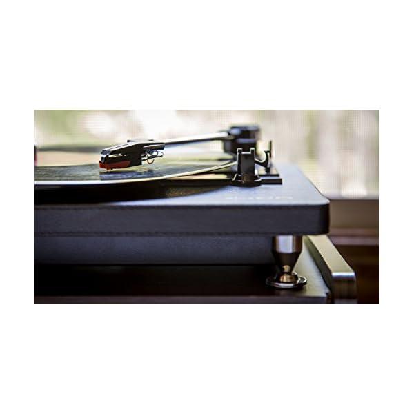 ION Audio Compact LP 革張...の紹介画像6