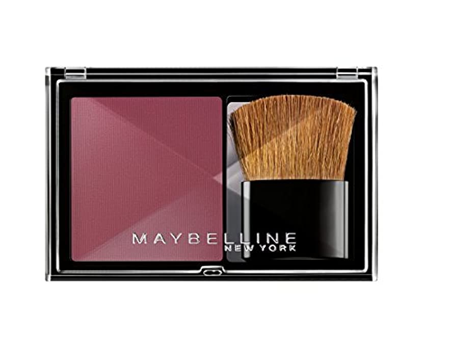 チートバーター明快Maybelline Expertwear Blush - Flash Plum (Number 79) by Maybelline