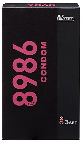 8986コンドーム 3組