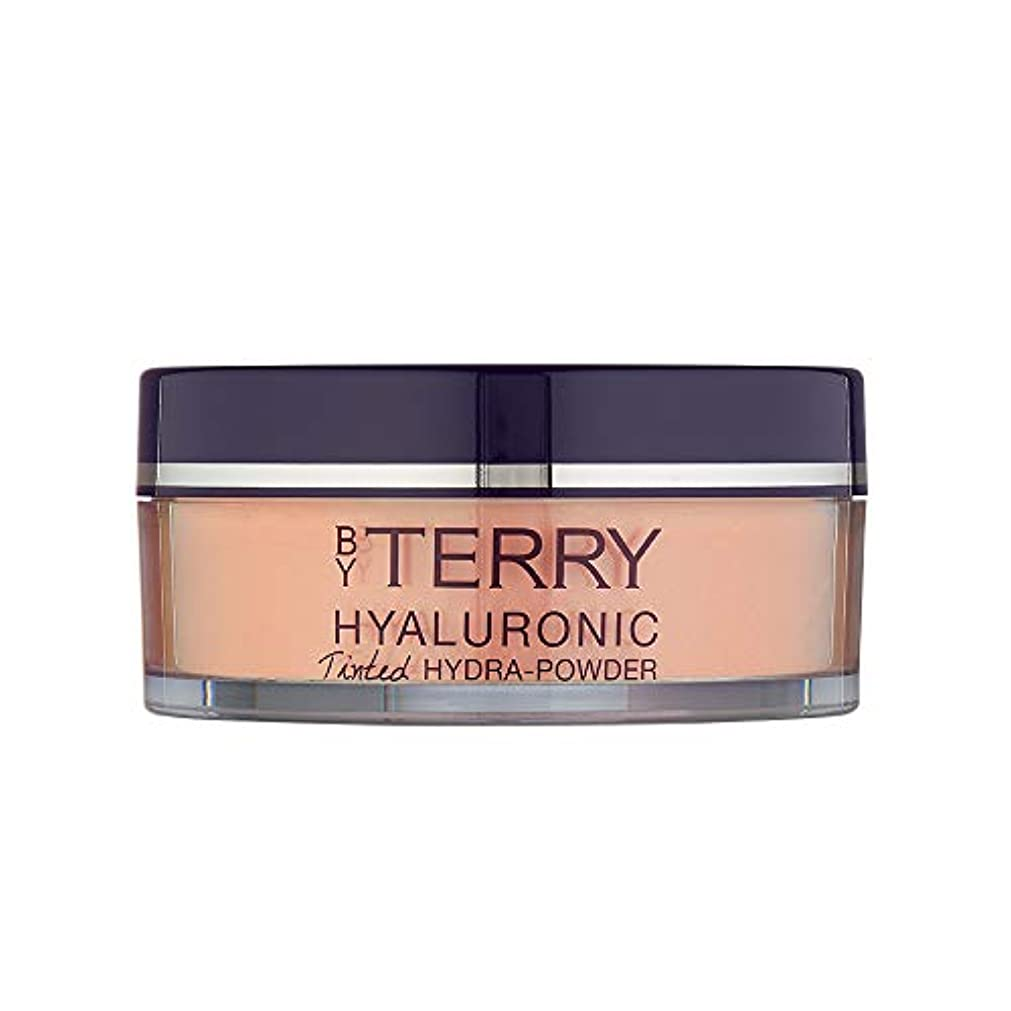 工場反乱フラフープバイテリー Hyaluronic Tinted Hydra Care Setting Powder - # 2 Apricot Light 10g/0.35oz並行輸入品