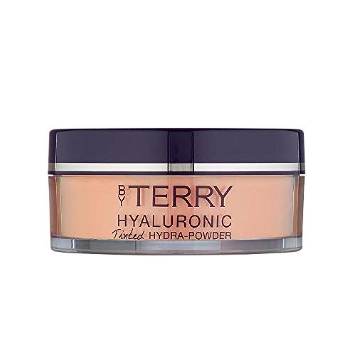 病圧倒する蜂バイテリー Hyaluronic Tinted Hydra Care Setting Powder - # 2 Apricot Light 10g/0.35oz並行輸入品