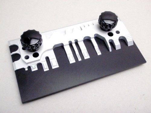 エッチングベンダー 曲げ治具 プラモデル エッチングパーツの曲げ加工に便利