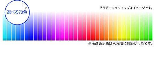 セイコー クロック 目覚まし時計 電波 デジタル 交流式 カラー液晶 シリーズC3 白 DL205W SEIKO