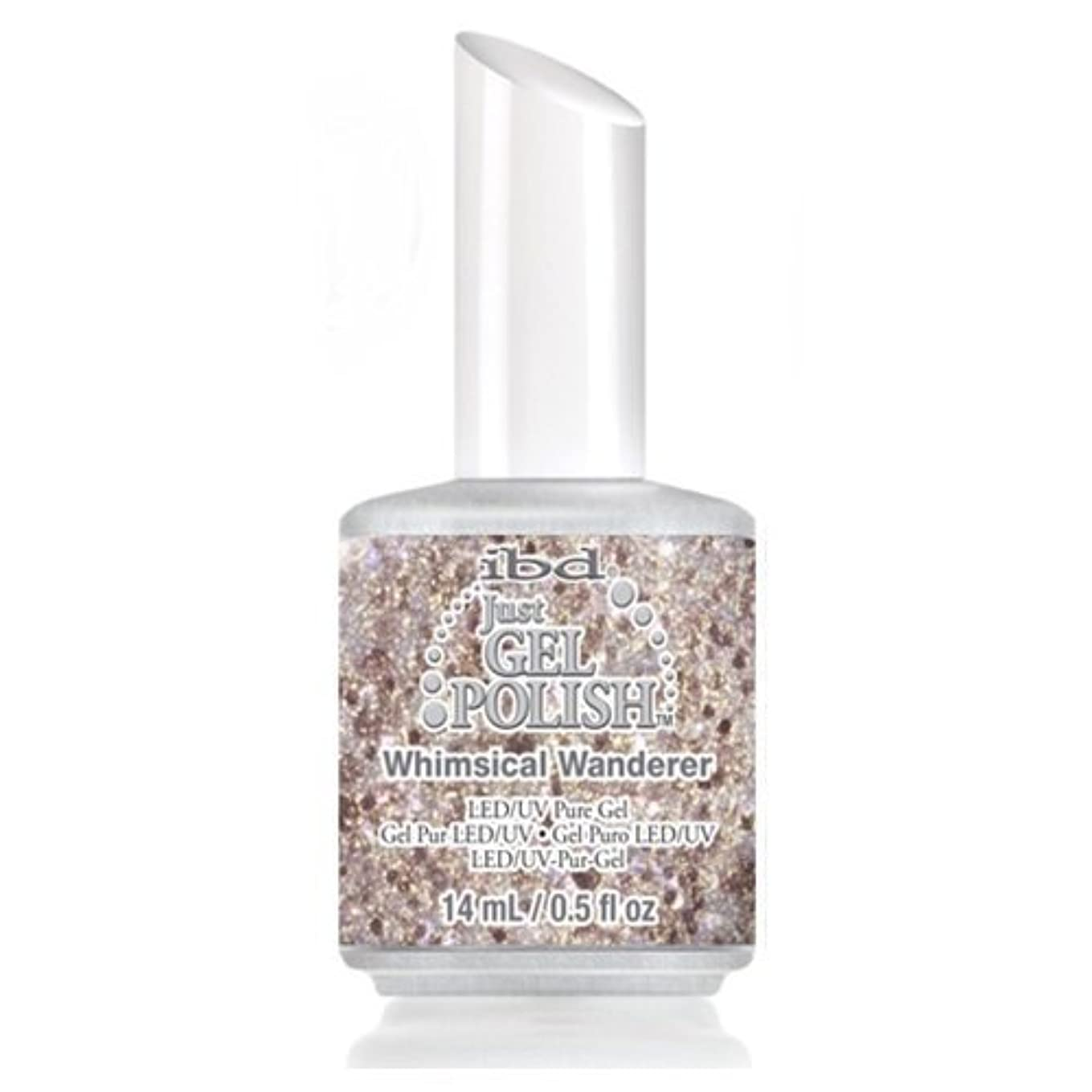 ヒント現在問い合わせるIBD Just Gel Polish 0.5oz/ 14ml - Pick Any Color (IBD57061 - Whimsical Wanderer) by IBD