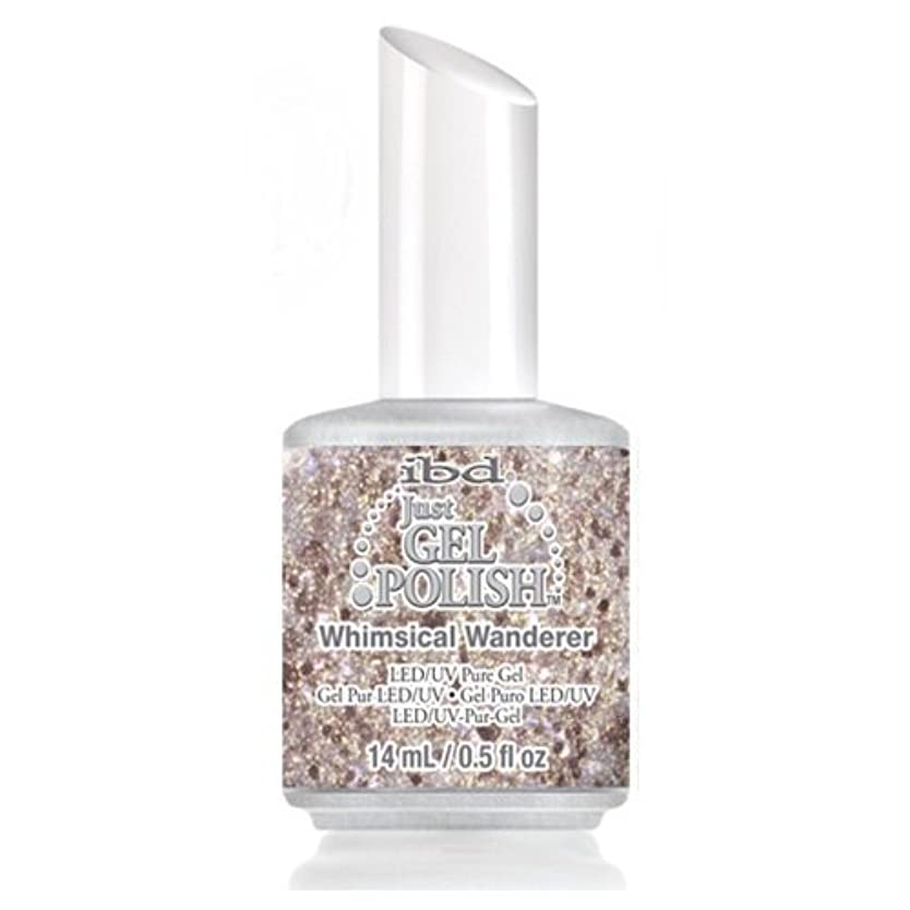 明日ボトル変化IBD Just Gel Polish 0.5oz/ 14ml - Pick Any Color (IBD57061 - Whimsical Wanderer) by IBD