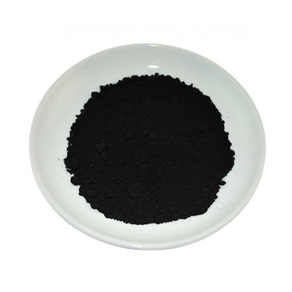 空虚クリーナー通行人Black Oxide Mineral Powder 25g