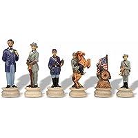 Civil Warテーマチェスセット