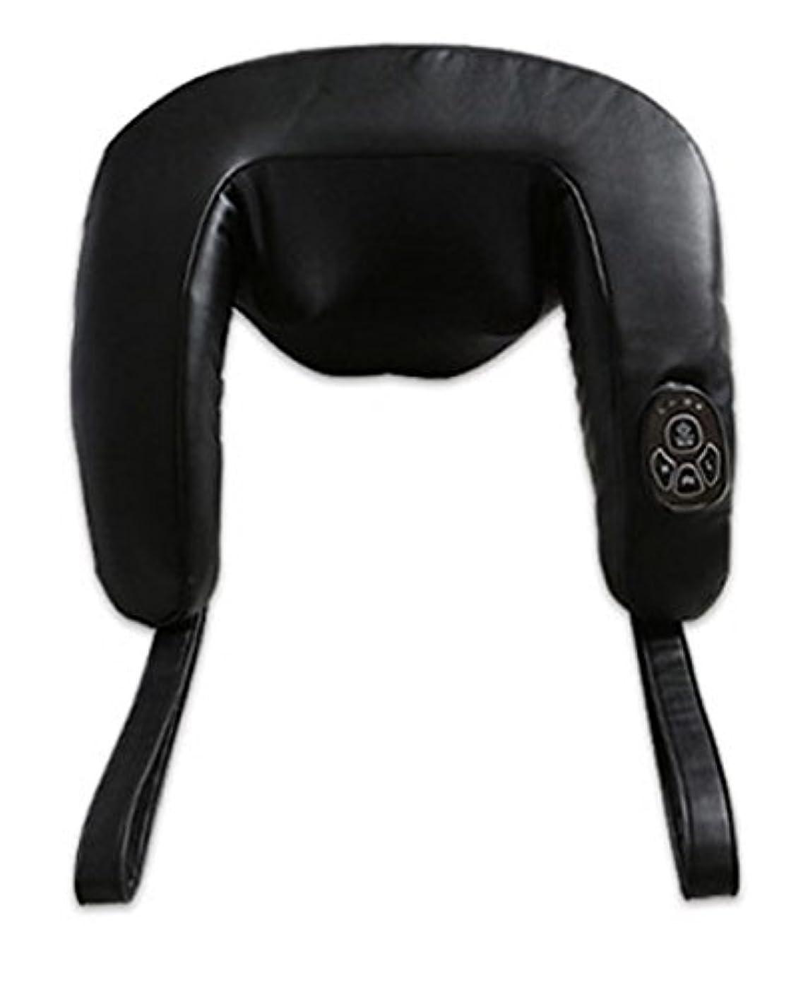 刺激する内部まとめる[ジェスパ] ZESPA ZP7073 パワームービング 首肩マッサージャー マッサージ機 有線 つかみもみ ネック リラックス 肩もみ 首もみ コリ 肩 もみたいむ 腰 ふくらはぎ 肩 太もも 100-240V 海外直送品 (Neck Shoulder Back Feet Leg Shiatsu Electric Roll Massager Deep Kneading for Home Office Car Home Healthcare)