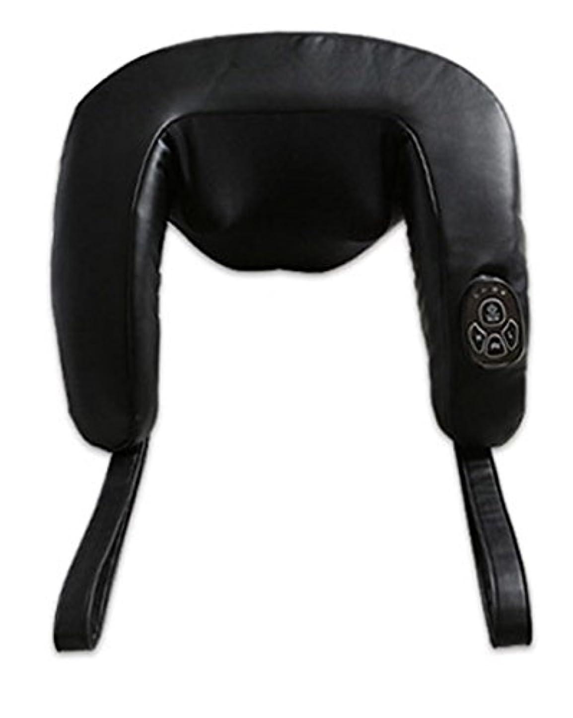 商業のレイアウトポット[ジェスパ] ZESPA ZP7073 パワームービング 首肩マッサージャー マッサージ機 有線 つかみもみ ネック リラックス 肩もみ 首もみ コリ 肩 もみたいむ 腰 ふくらはぎ 肩 太もも 100-240V 海外直送品...