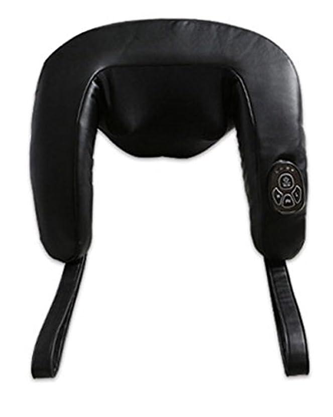 海外カロリー服[ジェスパ] ZESPA ZP7073 パワームービング 首肩マッサージャー マッサージ機 有線 つかみもみ ネック リラックス 肩もみ 首もみ コリ 肩 もみたいむ 腰 ふくらはぎ 肩 太もも 100-240V 海外直送品 (Neck Shoulder Back Feet Leg Shiatsu Electric Roll Massager Deep Kneading for Home Office Car Home Healthcare)