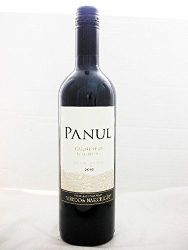 パヌール カルメネール【Panul Carmenere】【チリ産・赤ワイン・ミディアムボディ・辛口・750ml】