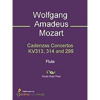 Cadenzas Concertos KV313, 314 and 299 - Flute (English Edition)
