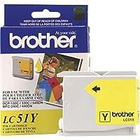 汎用互換インクカートリッジBrother lc51(イエロー、1パック