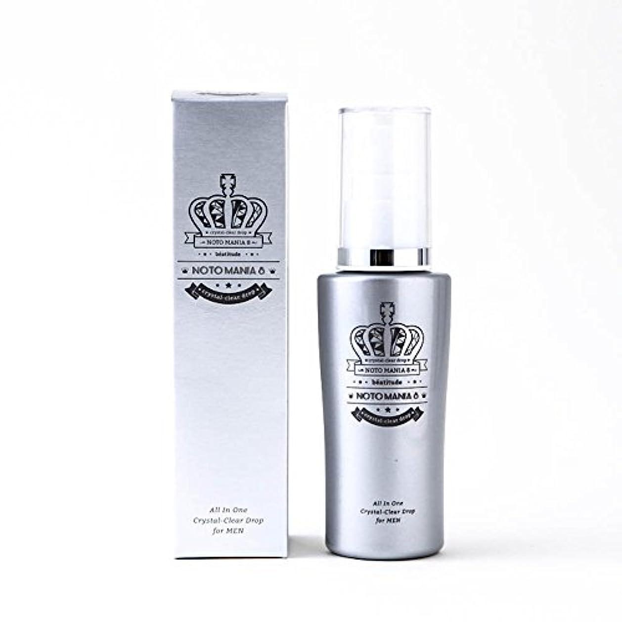 肌架空の妥協ノトマニア8 ( NOTOMANIA8 メンズ オールインワン 濃密保湿美容液 )& 男性用 スキンケア 化粧水