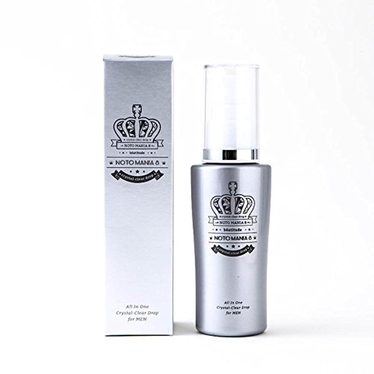 パイント野心的辛なノトマニア8 ( NOTOMANIA8 メンズ オールインワン 濃密保湿美容液 )& 男性用 スキンケア 化粧水