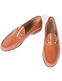 [シップス] 靴 スリッポン IL MOCASSINO: パテントレザー ビット モカシン ローファー□ 115010257