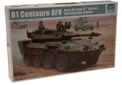 """1/35 イタリア陸軍B1 チェンタウロ初期型""""セカンド・ロッド"""" 01564"""