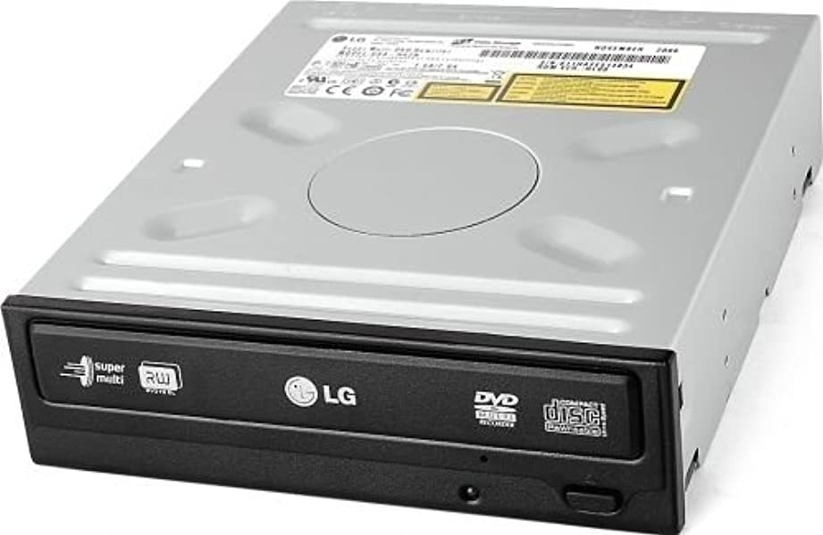 幅誓いミントエルジー電子ジャパン 18x Super Multi DVD/CD Rewriter ATAPI接続内蔵型ドライブ GSA-H42Nブラック バルク GSA-H42NBL