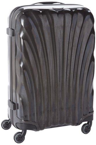 [サムソナイト] Samsonite COSMOLITE / コスモライト スピナー 69  (69cm/68L/2.5Kg) (スーツケース・キャリーケース・トラベルバッグ・TSAロック装備・軽量・大容量・ファスナー・10年保証付・リニューアルタイプ) V22*00106 09 (ブラック)