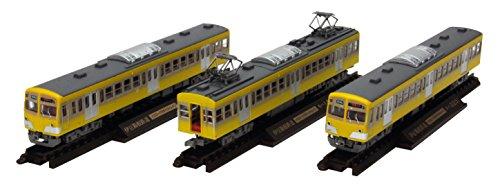 鉄道コレクション 伊豆箱根鉄道1300系イエローパラダイストレイン3両 トミーテック