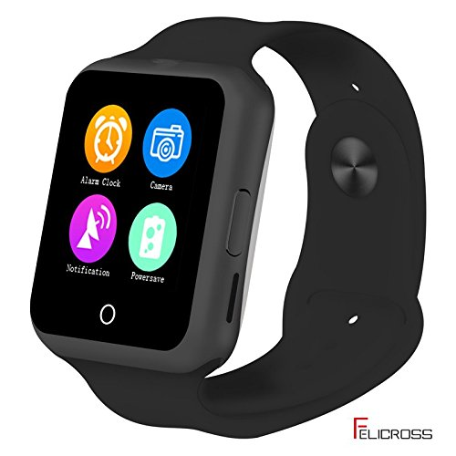 18d7ecdc1f 多機能スマートウォッチ スマホの着信通知と通話可 Bluetooth 腕時計 micro SIM対応