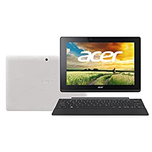 Acer 2in1 タブレット ノートパソコン Aspire Switch 10E SW3-013-N12P/W 2GB/64GB/10.1インチ