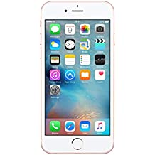 Apple iPhone 6s Rose 16GB SIM-Free Smartphone (Renewed)