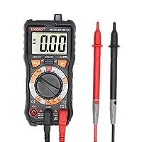 測定用品 LCD表示範囲デジタルマルチメータDC AC電圧電流抵抗デジタルマルチメータテスタユニバーサル電気メータUA9233A 高精度測定